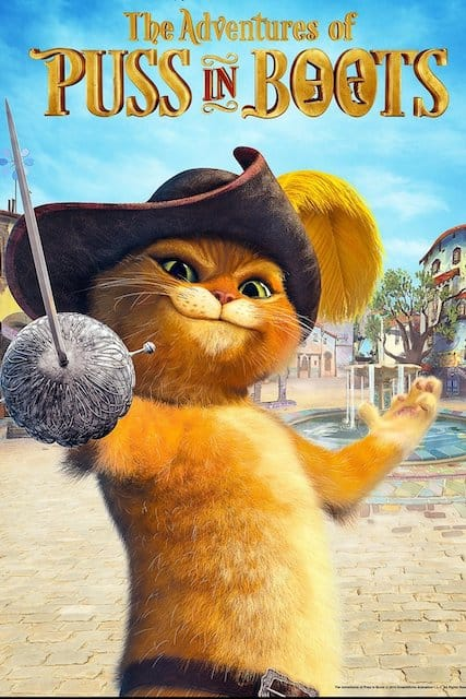 Image result for The Adventures of Puss in Boots