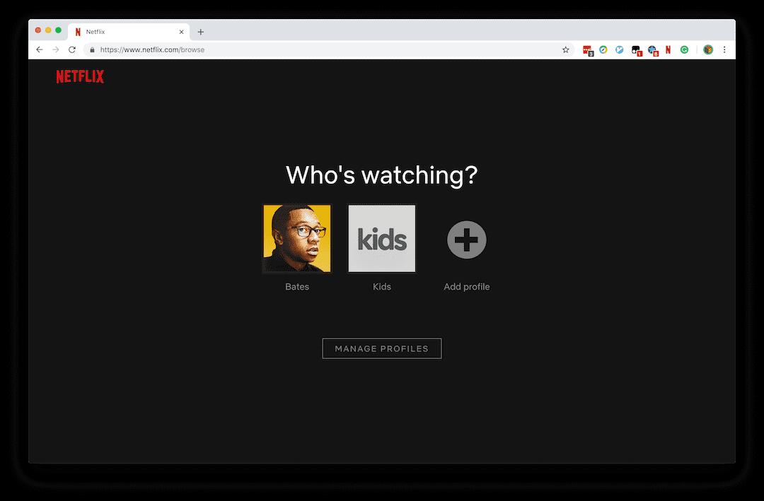 简述注册土耳其区 Netflix 流程